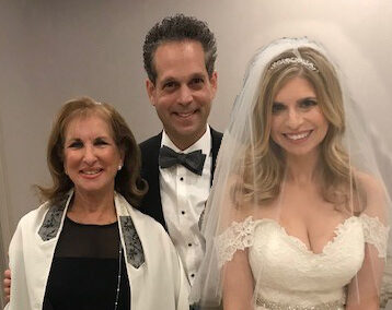 Steven Sclarow and Lori Buzgon -- Married and in love